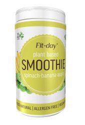 Fit-day smoothie špenát-banán-jablko 600g