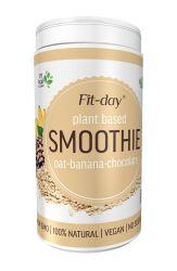 Fit-day Smoothie Ovesné vločky-banán-čokoláda 600 g