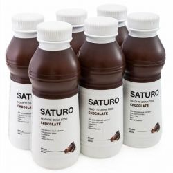 SATURO Čokoláda drink 6x500 ml