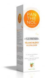 Panthenol Omega Tělové mléko rakytník 9 % 250 ml