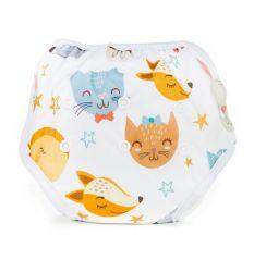 Bobánek Tréninkové kalhotky spící zvířátka 1 ks