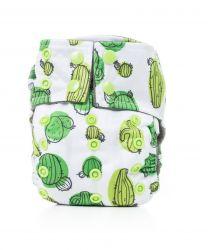 Bobánek Novorozenecká plena kaktusy 1 ks