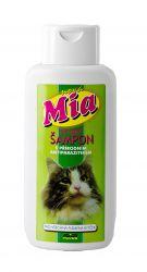 Mia Bylinný šampon s antiparazitní přísadou pro všechna plemena koček 250 ml