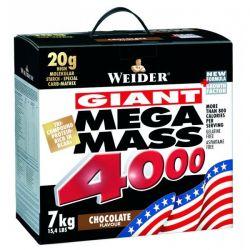 WEIDER Giant Mega Mass 4000  vanilla 7000 g