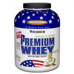 WEIDER Premium Whey  chocolate-nougat 2300 g