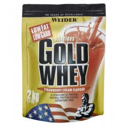 WEIDER Gold Whey  vanilla sáček 2000 g