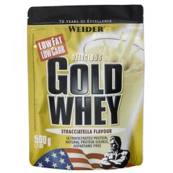 WEIDER Gold Whey  coconut-cookie sáček 500 g