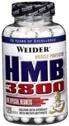 WEIDER HMB 3800 120 kapslí