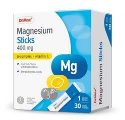 Dr.Max Magnesium Sticks 400 mg 30 sáčků