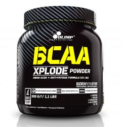 Olimp BCAA Xplode lemon 500 g