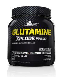 Olimp Glutamine Xplode Powder orange 500 mg