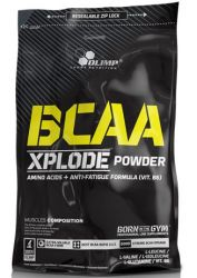 Olimp BCAA Xplode fruit punch sáček 1000 g