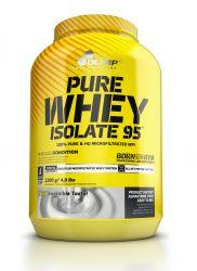 Olimp Pure Whey Isolate 95 vanilka 2200 g