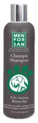 MenForSan Šampon pro psy zvýrazňující hnědou barvu 300ml