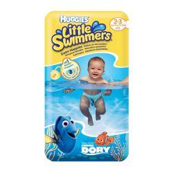Huggies Little swimmers 3-8 kg koupací plenky 12 ks
