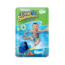 Huggies Little swimmers 7-15 kg koupací plenky 12 ks