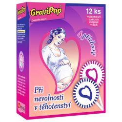 VitaHarmony GraviPop  lízátka při nevolnosti v těhotenství 12 ks