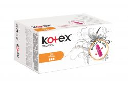 Kotex Normal tampony 32 ks