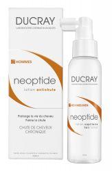 Ducray Neoptide hommes Chronické vypadávání vlasů 100 ml