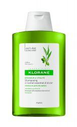 KLORANE Šampon s esenciálním výtažkem z oliv 200 ml