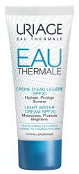 Uriage EAU Thermale Lehký hydratační krém SPF 20 40 ml