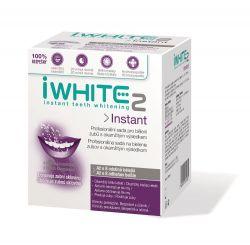 iWhite 2 Sada pro bělení zubů 10x0,8 g