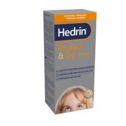 Hedrin Protect & Go Spray 120 ml