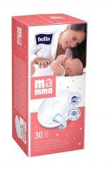 Bella Mamma Basic prsní vložky 30 ks