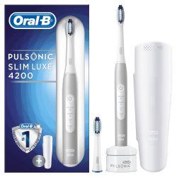 Oral-B Pulsonic Slim Luxe 4200 sonický zubní kartáček