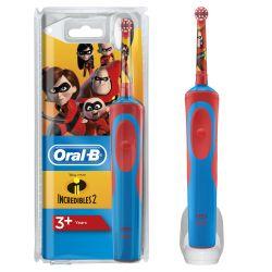 Oral-B Vitality Kids Incredibles 2 dětský elektrický zubní kartáček