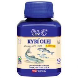 VitaHarmony Rybí olej Omega 3 50 tobolek