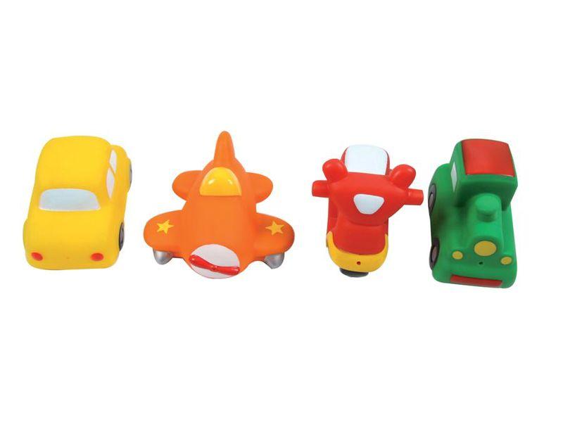 Ludi Hračky do vody transport 4 ks