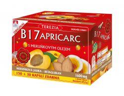 Terezia B17 APRICARC 150+30 kapslí