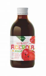 Leros Baby Ovocná šťáva acerola + jablko 250 ml