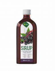Leros Sirup z černého bezu 250 ml