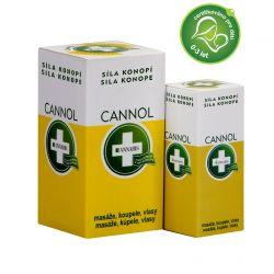 Annabis Cannol konopný  olej 30 ml