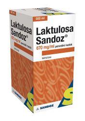 Sandoz Laktulosa 500 ml