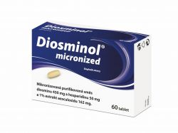 Diosminol micronized 60 tablet