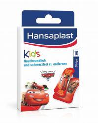 Hansaplast Junior Cars dětské náplasti 16ks