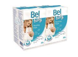 Bel baby prsní vložky duopack 2x30 ks