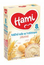 Hami Kaše obilno-mléčná 8M piškotová 225 g