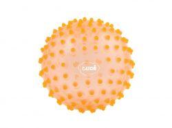 Ludi Senzorický míček 1 ks oranžový