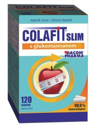 Colafit SLIM s glukomannanem tob.120