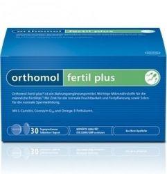Orthomol Fertil plus 30 denních dávek