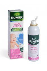 Humer Hygiena nosu pro děti 100% mořská voda 150 ml