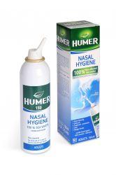 Humer Hygiena nosu pro dospělé 100% mořská voda 150 ml