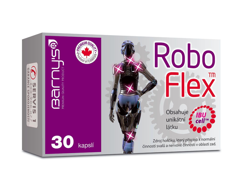 Barny´s RoboFlexTM 30 kapslí