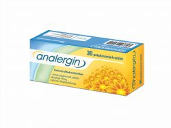 Analergin 10 mg 30 tablet