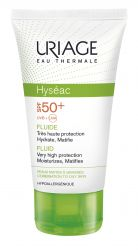 Uriage Hyséac Zmatňující fluid na smíšenou až mastnou pleť SPF 50+ 50 ml