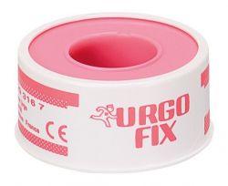 Urgo FIX 5 m x 2,5 cm fixační náplast textilní